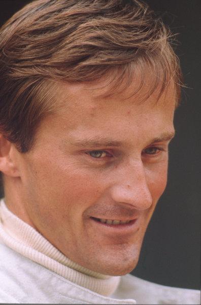 Formula 1 World Championship.Mike Beuttler.Ref-B22A 01.World - LAT Photographic