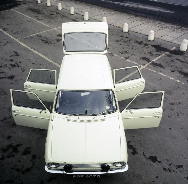 Austin Maxi 1500.