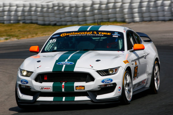 7-9 July 2016, Bowmanville, Ontario Canada 15, Ford, Shelby GT350R-C, GS, Scott Maxwell, Billy Johnson ?2016, Jake Galstad LAT Photo USA