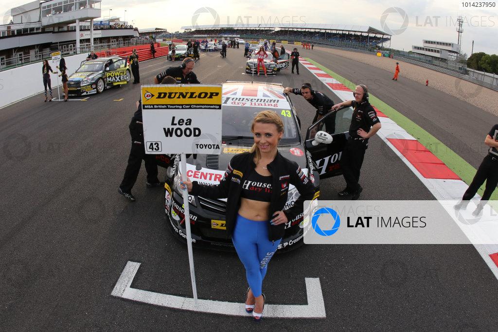 2014 British Touring Car Championship, Silverstone, 27th-28th September 2014, xxxxxxxxxxxxxxxxxxxx World copyright: Jakob Ebrey/LAT Photographic