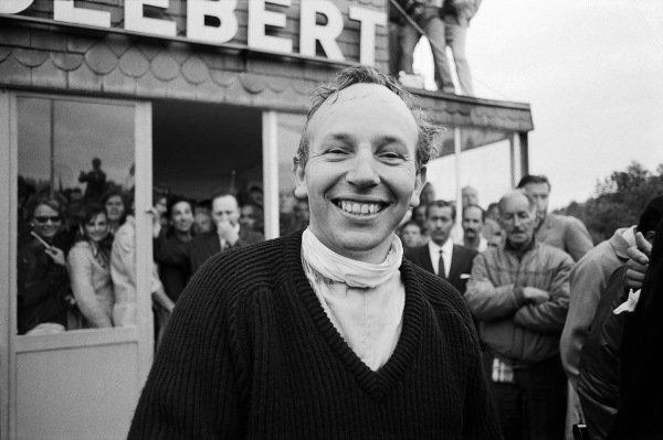 John Surtees.