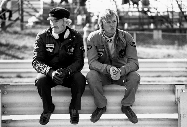 Watkins Glen, New York, USA. 4 - 6 October 1974.
