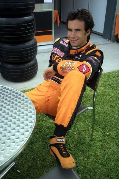 Enrique Bernoldi (BRA) Arrows.Australian Grand Prix, Albert Park, Melbourne, 28 February 2002DIGITAL IMAGE