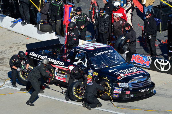 October 25-26, 2013, Martinsville, Virginia USA Joey Coulter pitstop © 2013, Brian Czobat LAT Photo USA