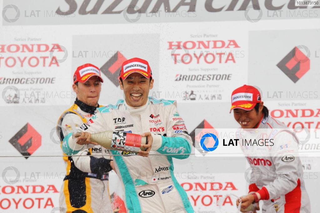 2012 Formula Nippon Championship