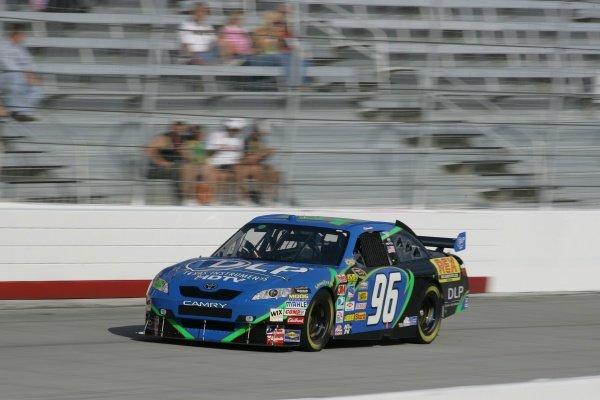 Ken Schrader (USA) DLP HDTV Toyota. Sharpie 500, Bristol Motor Speedway, Tennessee, USA, 22-24 August 2008.