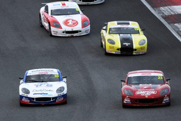 Round 10 - Brands Hatch GP