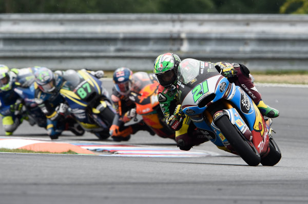 2017 Moto2 Championship - Round 10 Brno, Czech Republic Sunday 6 August 2017 Franco Morbidelli, Marc VDS World Copyright: Gold and Goose / LAT Images ref: Digital Image 50862