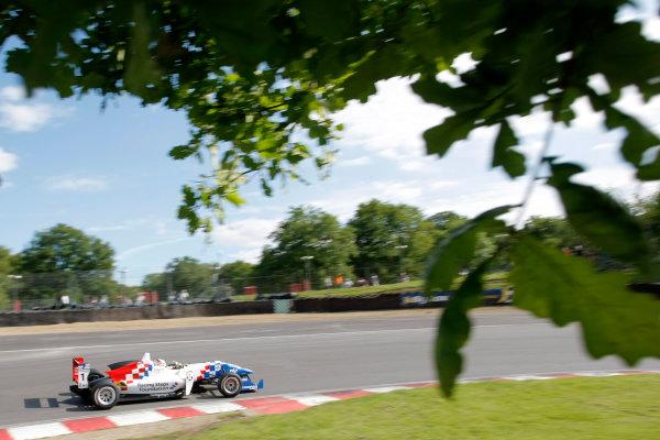 Brands Hatch, Kent. 22nd - 24th June 2012.Jack Harvey (GBR) Carlin Dallara Volkswagen.World Copyright: Ebrey/LAT Photographic.