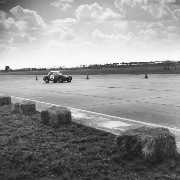 Sebring, Florida, USA. 26th March 1960. 
