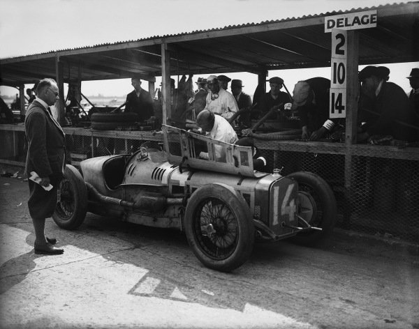1926 British Grand Prix.