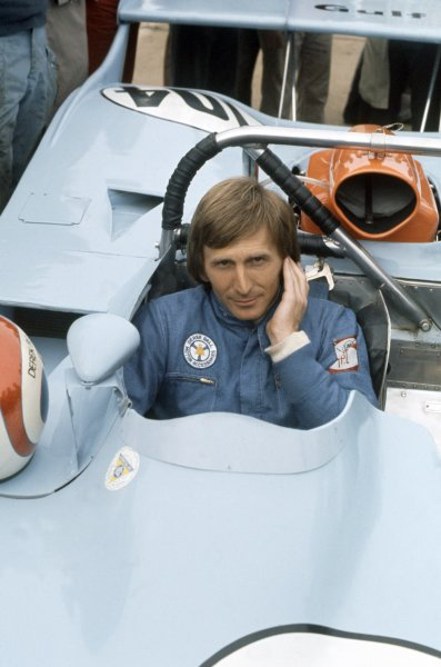 1974 Le Mans 24 hours.Le Mans, France. 15-16 June 1974.Derek Bell (Mirage GR7-Ford). Portrait. He finished in 4th position with Mike Hailwood.World Copyright: LAT PhotographicRef: 35mm transparency 74LM26