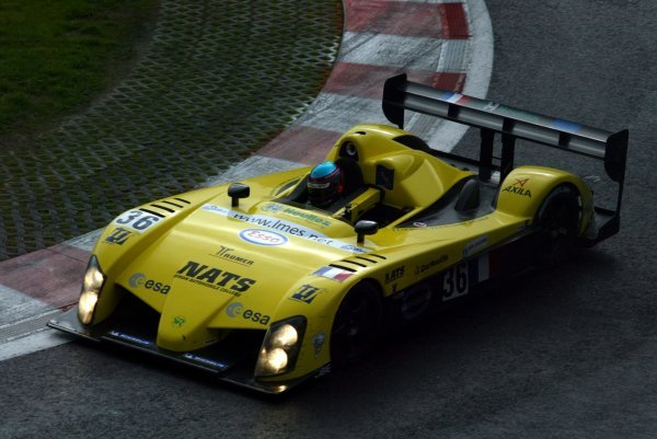 Jean-Bernard Bouvet (FRA) / Jean-Rene de Fournoux (FRA) / Sylvain Boulay (FRA) WR LM2003.Le Mans Endurance Series Rd4, Spa 1000km, Spa-Francorchamps, Belgium. 11/12/13 September 2004.Digital Image