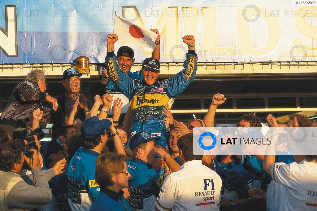 1995 Pacific Grand Prix.