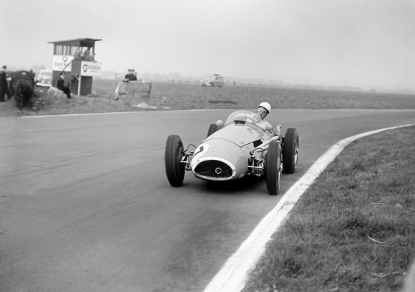 Aintree, England. 21st April 1956.
