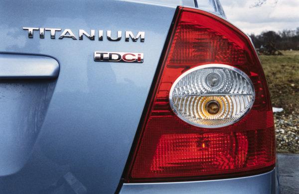 Ford Focus Saloon Titanium 2.0 TDCi.