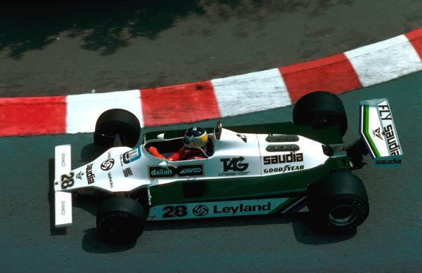 1980 Monaco Grand Prix.