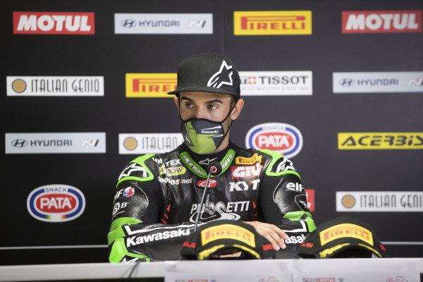 Xavi Fores, Kawasaki Puccetti Racing.
