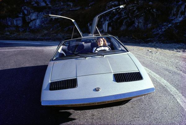 Concept Car, Michelotti Matra M530 Laser, 1971