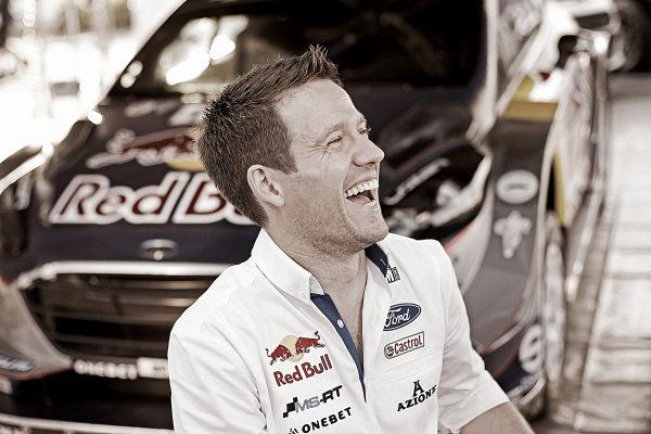 Sebastien Ogier (FRA), M-Sport World Rally Team WRC at World Rally Championship, Rd13, Rally Australia, Preparations and Shakedown, Coffs Harbour, New South Wales, Australia, 16 November 2017.