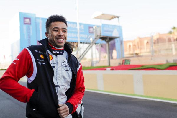 Jann Mardenborough (GBR), Rookie Test Driver for Nissan e.Dams