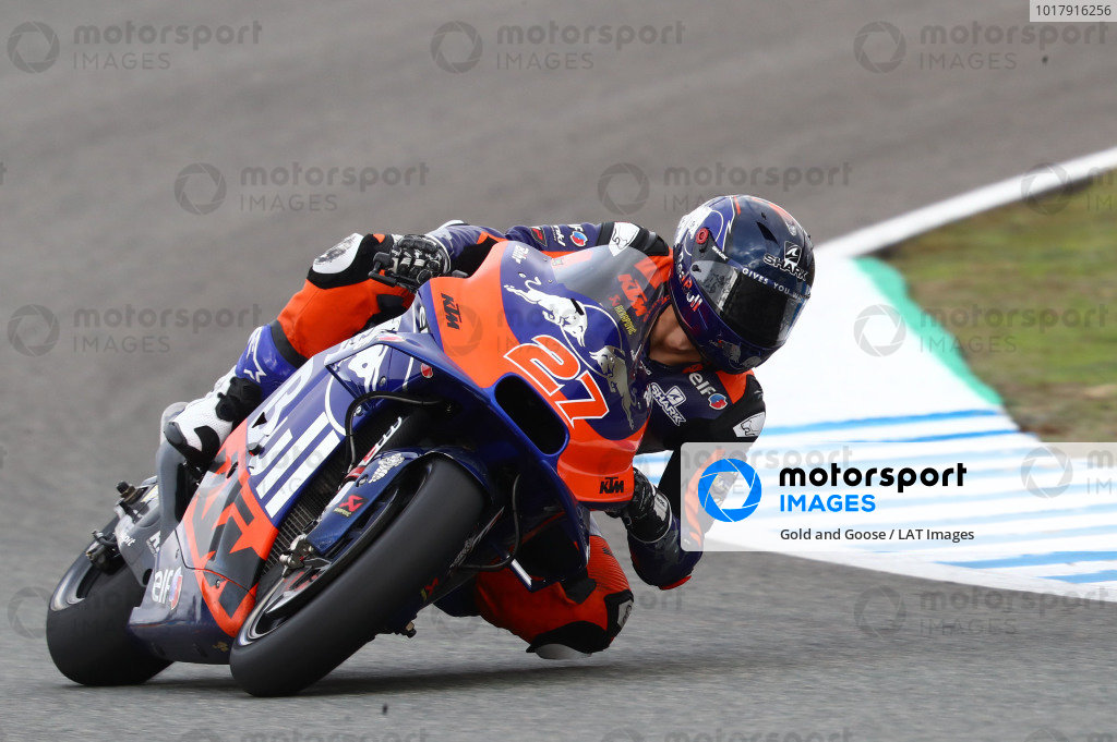 Iker Lecuona, Red Bull KTM Tech 3.