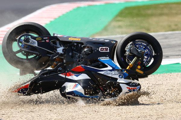 Michael van der Mark, BMW Motorrad WorldSBK Team.