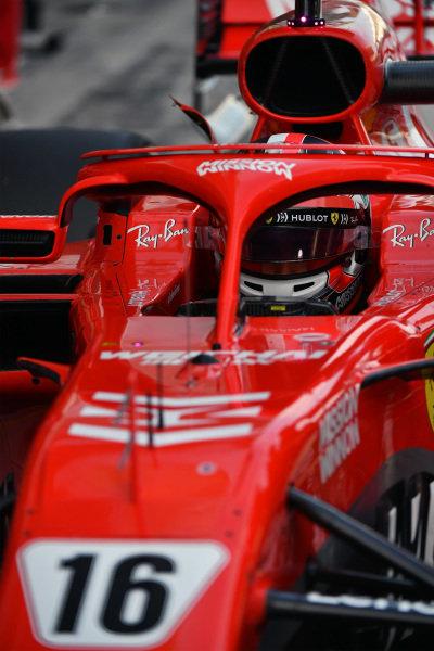 Charles Leclerc, Ferrari SF-71H