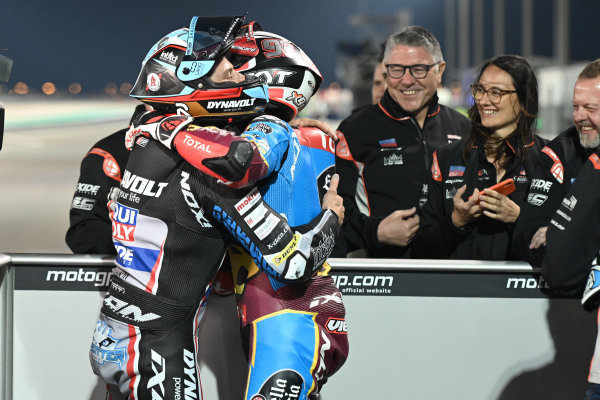 Marcel Schrotter, Intact GP, Xavi Vierge, Marc VDS Racing.