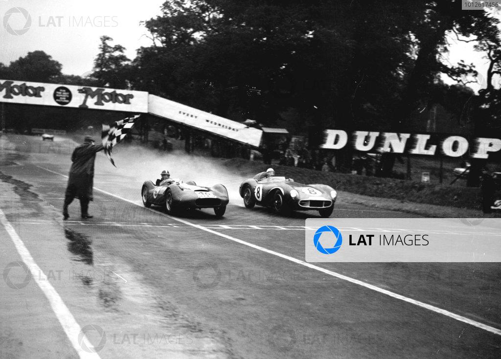 1956 Oulton Park Sports Car race.