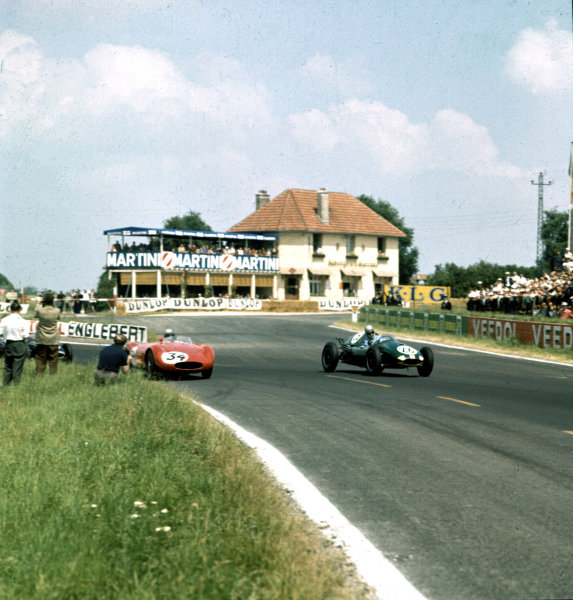 1958 Coupe Internationale de Vitesse.