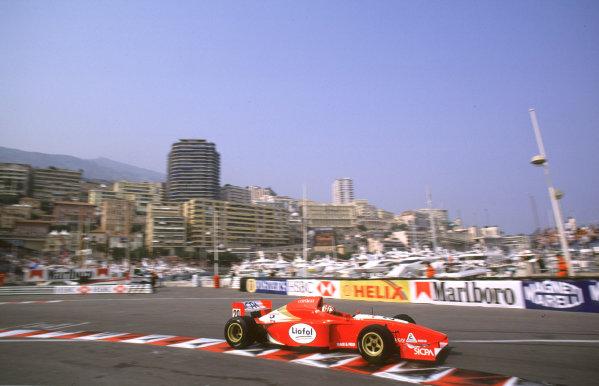 International F3000 MonacoMonte Carlo, Rd 5, 2nd - 3rd june 2000.Jamie Davies - 2nd position. (Fortec)World - Bellanca/ LAT PhotographicThree Thousand Monaco