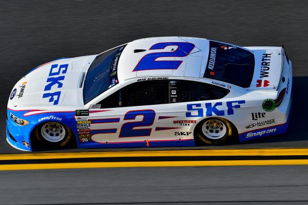 2017 NASCAR Cup - Clash at Daytona Daytona International Speedway, Daytona Beach, FL USA Friday 17 February 2017 Brad Keselowski World Copyright: John Harrelson/LAT Images  ref: Digital Image _JH39451