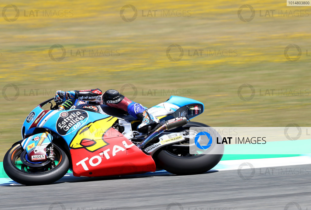 2017 MotoGP Championship - Round 4 Jerez, Spain Sunday 7 May 2017 Alex Marquez, Marc VDS World Copyright: Gold & Goose Photography/LAT Images ref: Digital Image 16168