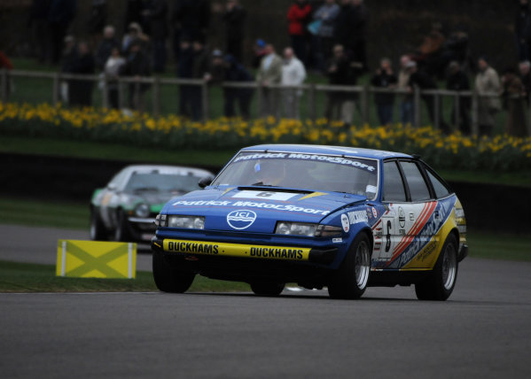 2017 75th Members Meeting Goodwood Estate, West Sussex,England 18th - 19th March 2017 Gerry Marshall Trophy Ward  Shedden Rover World Copyright : Jeff Bloxham/LAT Images Ref : Digital Image