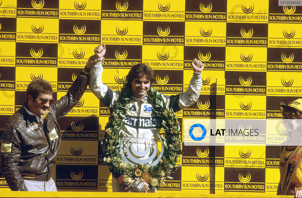 1983 South African Grand Prix.