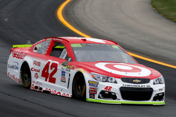 Monster Energy NASCAR Cup Series ISM Connect 300 New Hampshire Motor Speedway Loudon, NH USA Friday 22 September 2017 Kyle Larson, Chip Ganassi Racing, Target Chevrolet SS World Copyright: Lesley Ann Miller LAT Images