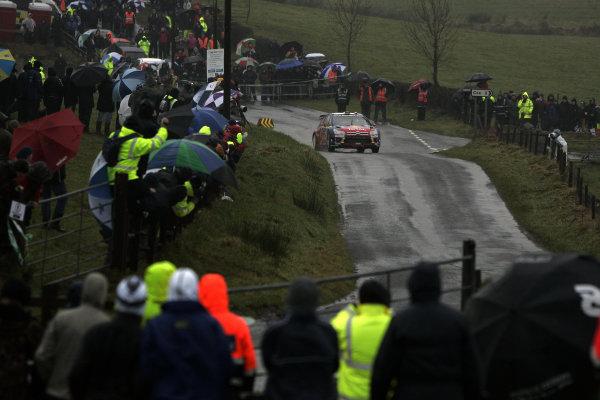 Round 1, Rally Ireland, 29th Jan - 1st Feb 2009, Sebasien Loeb, Citroen, ActionWorldwide Copyright: McKlein/LAT