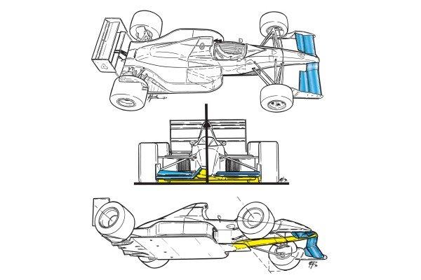 Tyrrell 019 1990