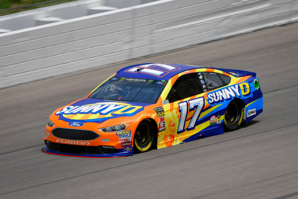 #17: Ricky Stenhouse Jr., Roush Fenway Racing, Ford Fusion SunnyD