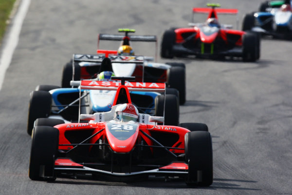 Daniel Juncadella (ESP) Tech 1 Racing. GP3 Series, Rd 5, Race 2, Hockenheim, Germany, Sunday 25 July 2010.
