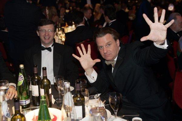 2005 Autosport AwardsGrosvenor House, London. 4th December.xxWorld Copyright: Malcolm Griffiths/LAT Photographicref: Digital Image Only