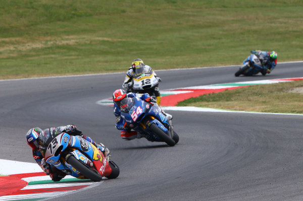 2017 Moto2 Championship - Round 6 Mugello, Italy Sunday 4 June 2017 Alex Marquez, Marc VDS World Copyright: Gold & Goose Photography/LAT Images ref: Digital Image 674790