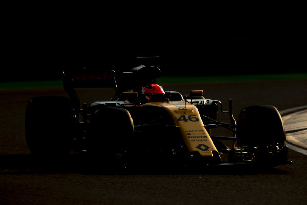 Hungaroring, Budapest, Hungary. Wednesday 2 August 2017. Robert Kubica, Renault R.S.17. World Copyright: Zak Mauger/LAT Images ref: Digital Image _56I9865