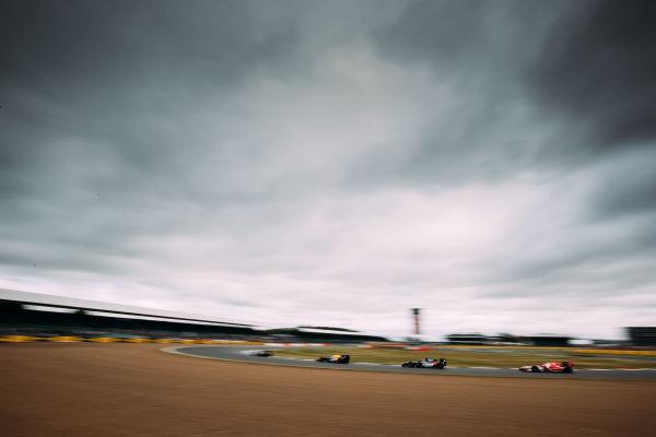 2017 FIA Formula 2 Round 6. Silverstone, Northamptonshire, UK. Sunday 16 July 2017. Artem Markelov (RUS, RUSSIAN TIME).  Photo: Malcolm Griffiths/FIA Formula 2. ref: Digital Image MALC7357