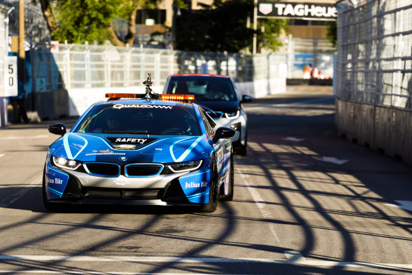 Hungaroring, Budapest, Hungary.  Saturday 29 July 2017. The Safety Car World Copyright: Malcolm Griffiths/LAT Images  ref: Digital Image MALC3042