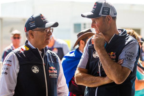 Roland Dane, Robert Van Gisbergen, Triple Eight Race Engineering Holden