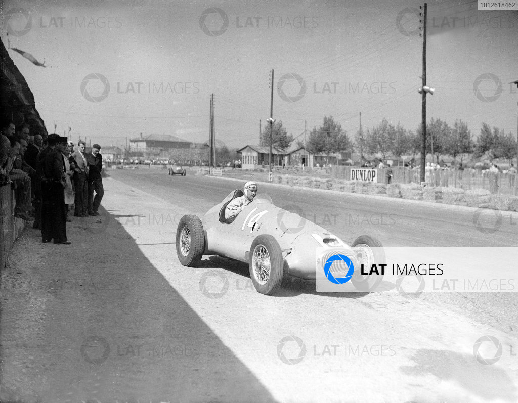 1947 French Grand Prix.