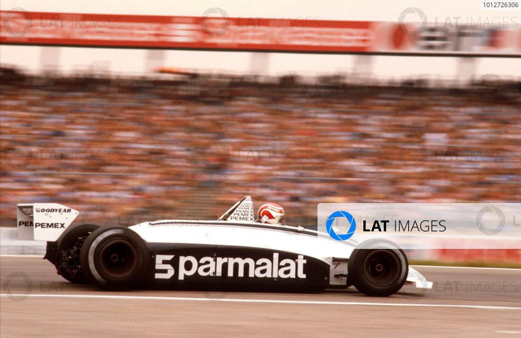 1981 German Grand Prix.