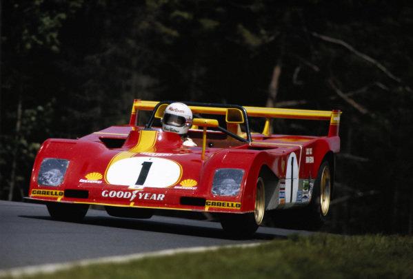 Jacky Ickx / Brian Redman, SpA Ferrari SEFAC, Ferrari 312PB.